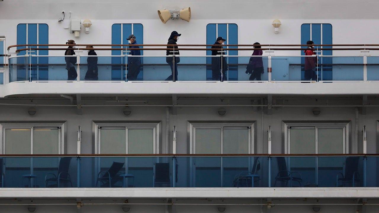 KAMI coronavirus berencana akan mengevakuasi beberapa warga Amerika dari kapal pesiar dikarantina di Jepang: laporan