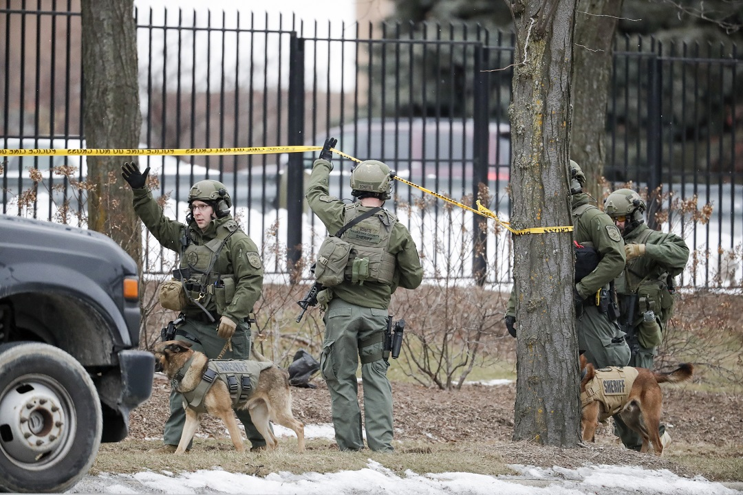 Milwaukee shooter identified as 17-year electrician at brewery who had workplace dispute - fox