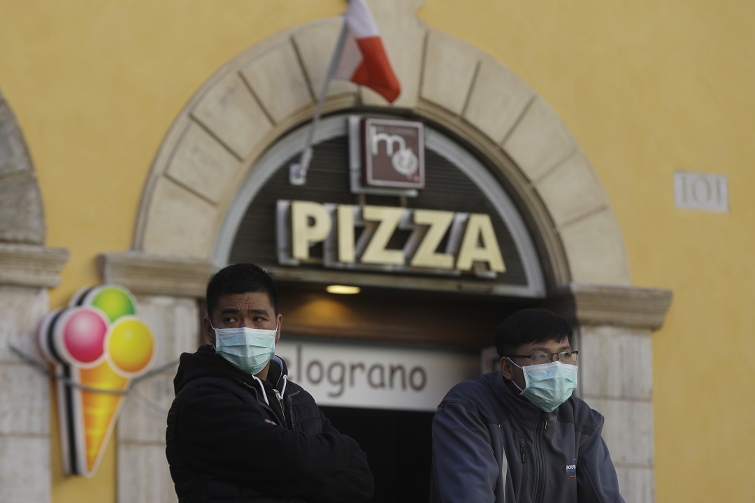 Coronavirus συμβουλευτική για την Ιταλία: State Dept. αυξάνει προειδοποίηση ταξίδια