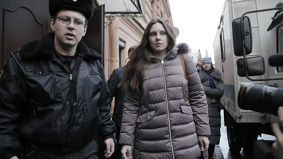 Russian woman who escaped 'wild' coronavirus quarantine is ordered to return to hospital
