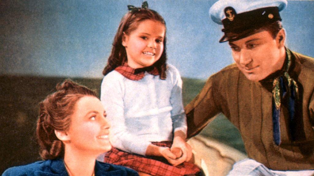 Ann E. Todd, παιδί αστέρων το 1939 την