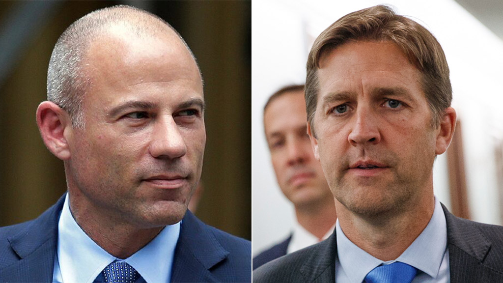 Sasse mocks 'noted scumbag' Avenatti after guilty verdict: 'Hard to get airtime from the slammer'