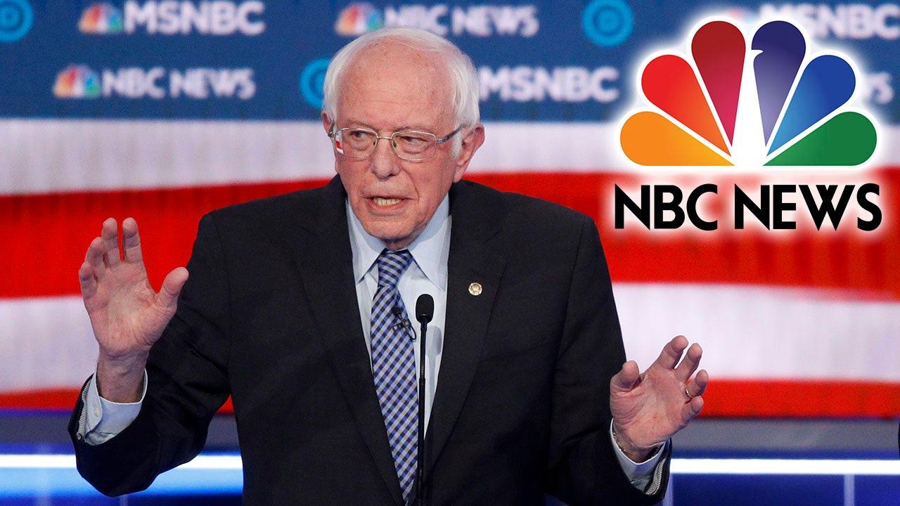 Westlake Legal Group Bernie-Sanders-Debate-Logo Henninger argues socialist Bernie Sanders' 'vulnerabilities' were exposed during Las Vegas debate Joshua Nelson fox-news/shows/americas-newsroom fox-news/media/fox-news-flash fox news fnc/media fnc article 88cc74f3-1e00-5eff-baea-83635497c46d
