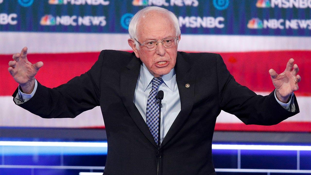 Westlake Legal Group Bernie-Sanders-Dem-Debate-AP Heart attack survivor Bernie Sanders praises 'free market ' health care system that he wants to abolish Matt London fox-news/topic/fox-nation-opinion fox-news/politics/regulation/health-care fox-news/politics/2020-presidential-election fox-news/politics fox-news/person/bernie-sanders fox-news/opinion fox-news/fox-nation fox news fnc/media fnc dac07892-e733-54bf-8c79-e61cb53a9ea3 article
