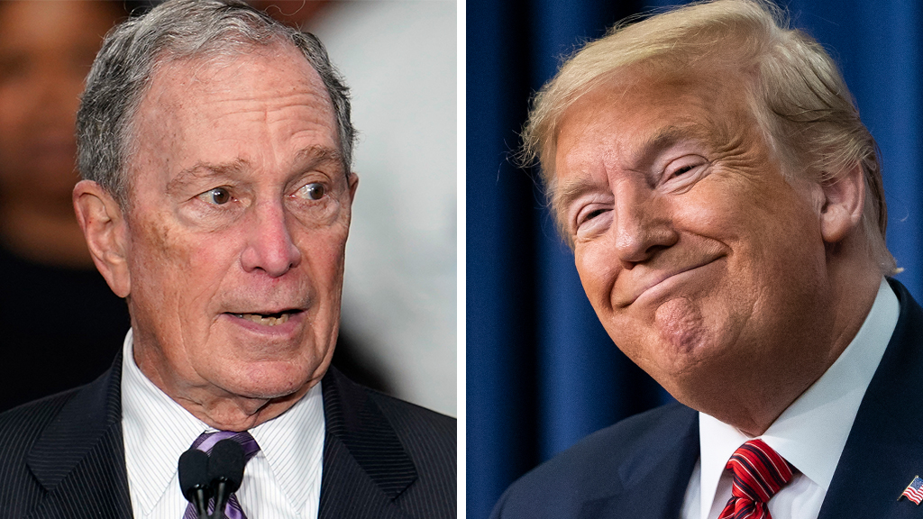 Westlake Legal Group Bloomberg-Trump_ Bloomberg once praised Trump as a 'great guy,' referred to himself as 'big fan' of future POTUS Joseph Wulfsohn fox-news/politics/2020-presidential-election fox-news/person/michael-bloomberg fox-news/person/donald-trump fox-news/entertainment/media fox news fnc/media fnc article 8785855c-4d61-54e8-b211-4bb614c98d07