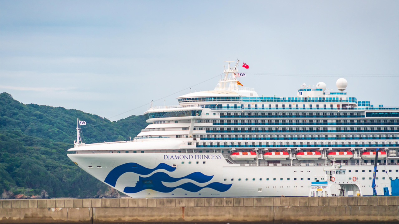 Coronavirus cases on quarantined Diamond Princess cruise ship rise, include American