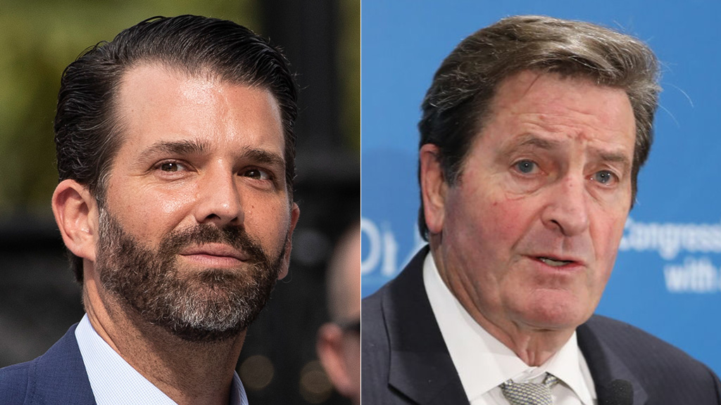 House Dem threatens Trump Jr. with 'serious altercation' after comments on coronavirus
