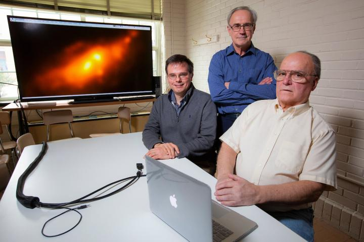 77-year-old amateur astronomer helps make stunning discovery