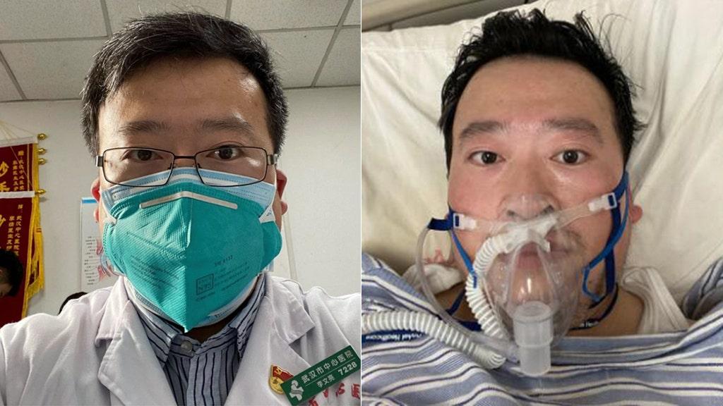 Coronavirus dokter Li Wenliang ibu menuntut jawaban dari China oleh perlakuan polisi
