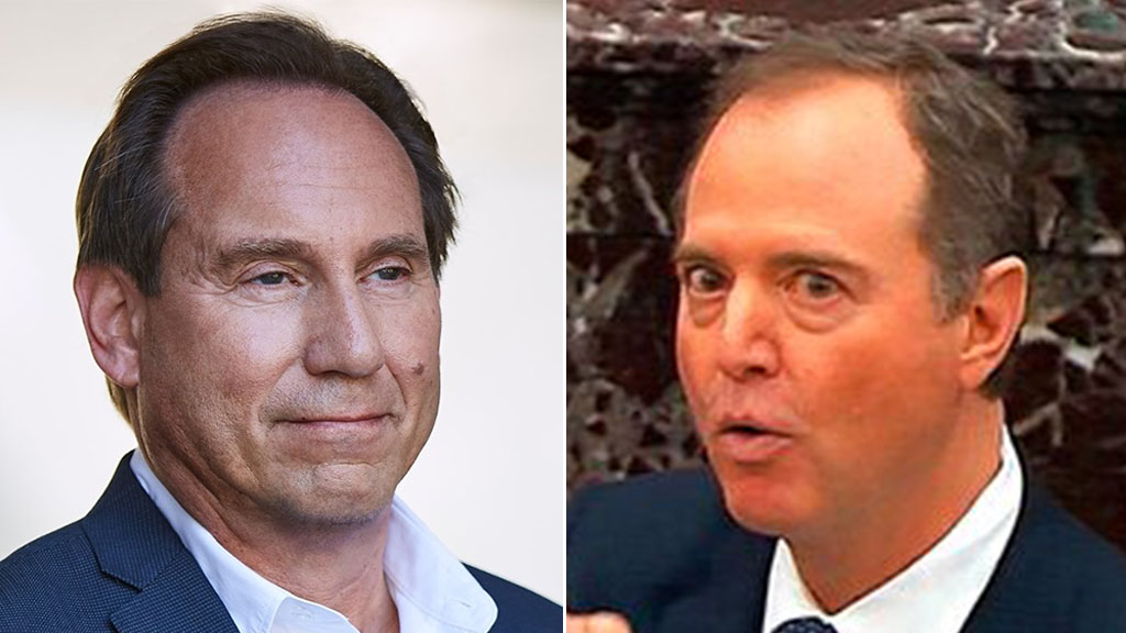 Impeachment backfire? Schiff opponent launches new ad thanking him for helping Trump