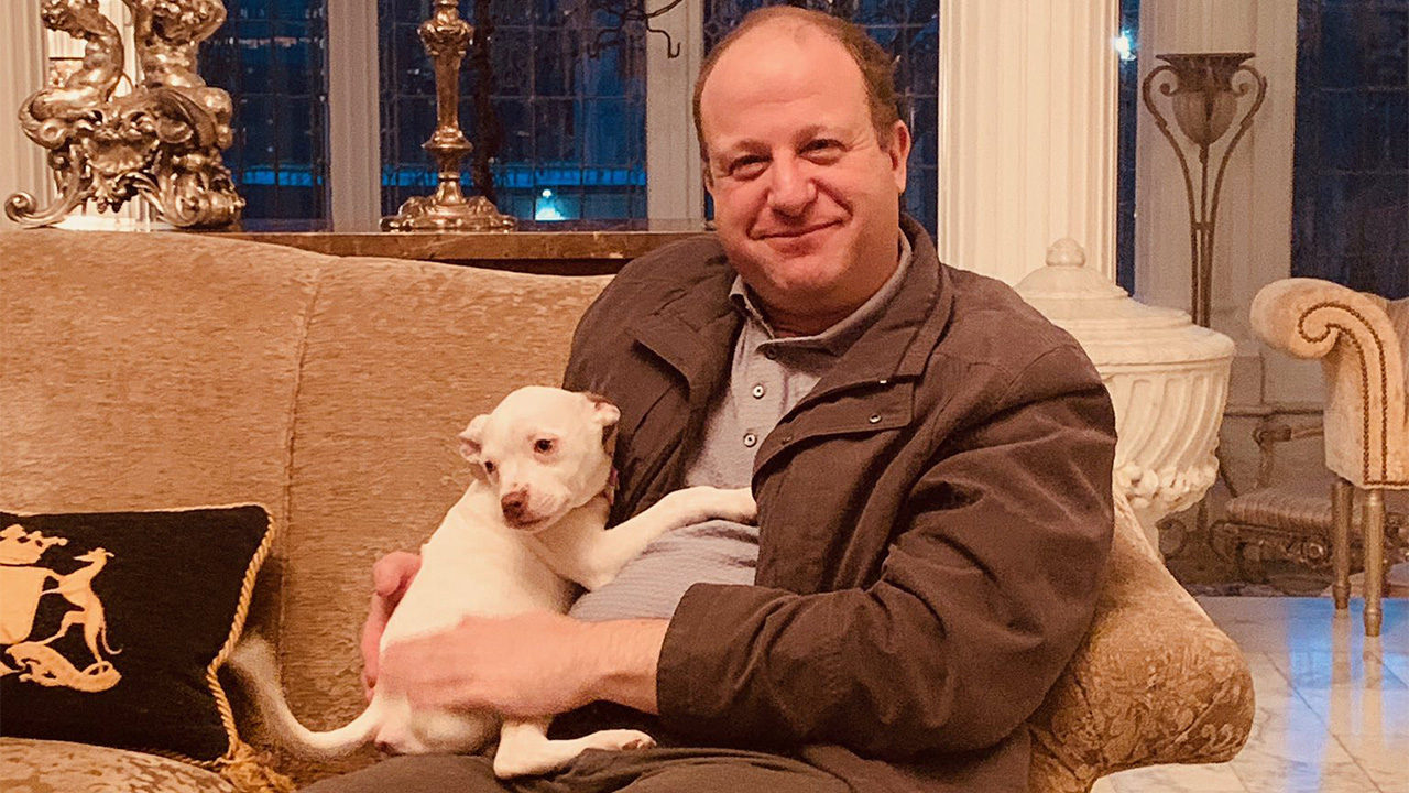 Westlake Legal Group Freda Colorado's Jared Polis posts photo of pit bull at governor's mansion days after Denver mayor approves ban Vandana Rambaran fox-news/us/us-regions/west/colorado fox-news/politics/state-and-local/issues fox-news/politics/state-and-local/governors fox-news/politics/state-and-local/controversies fox-news/politics/state-and-local/cities fox news fnc/politics fnc article 7d11856a-f119-55b0-afe4-c28c3ab1b3e4