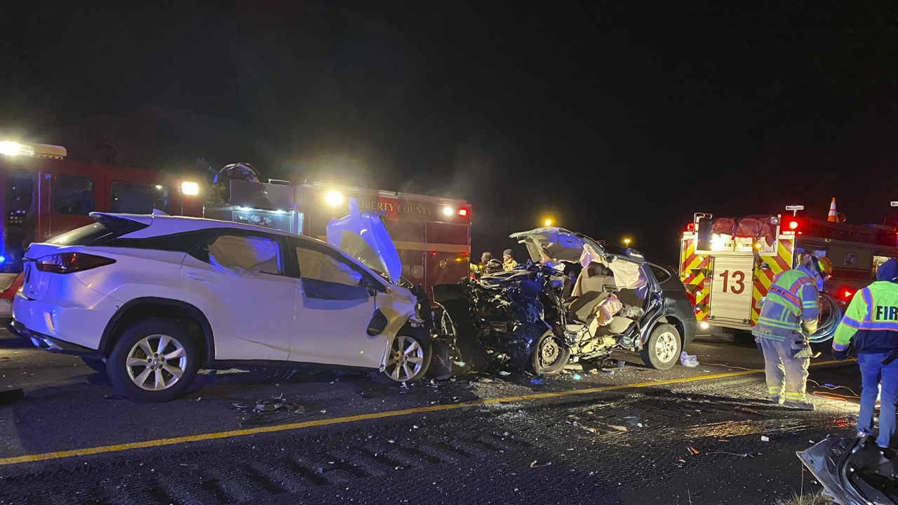 5 Opfer ID hatte nach tödlichen falschen Weg Absturz in Georgien