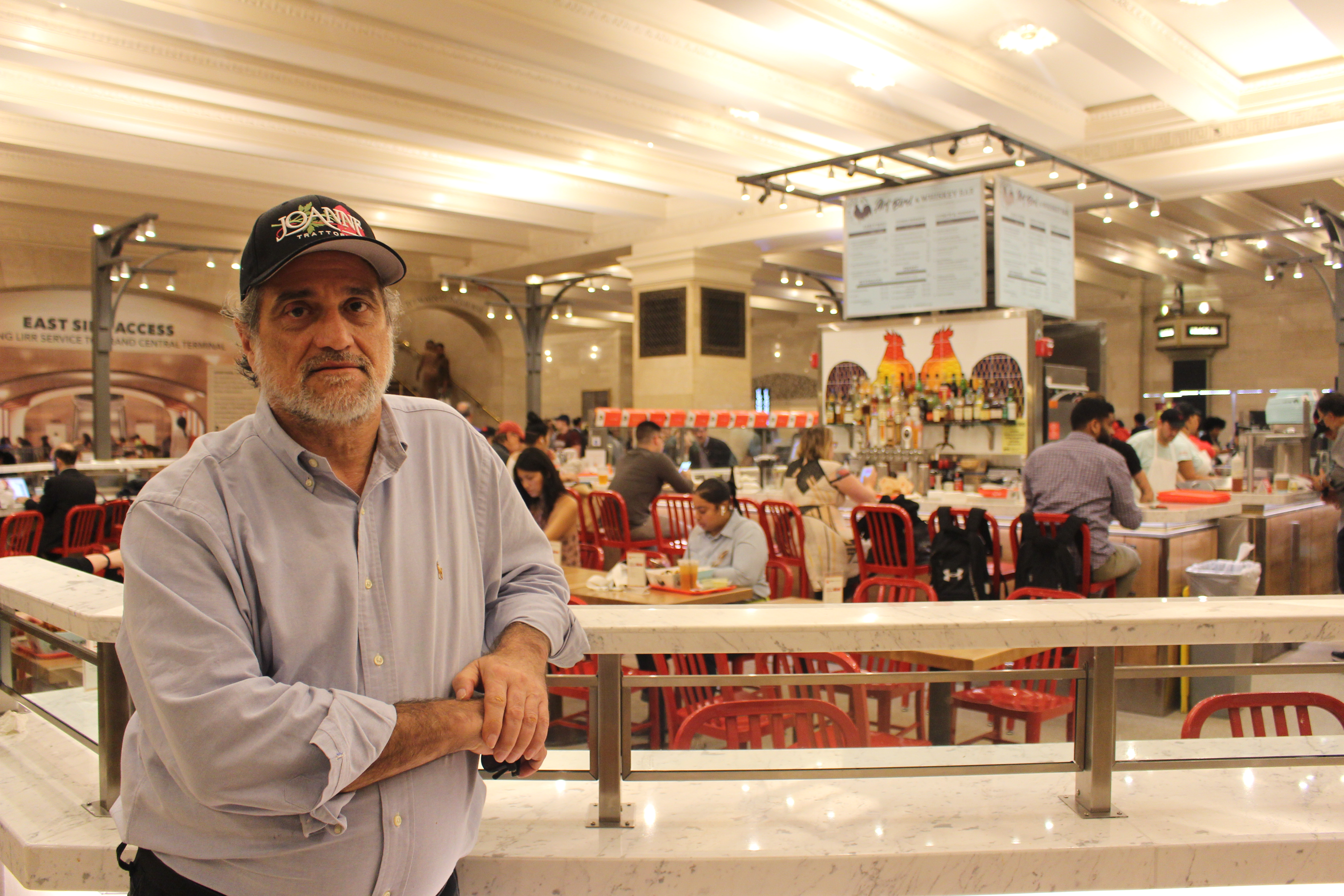 Why Lady Gaga's dad, Joe Germanotta is refusing to pay rent on his Grand Central restaurant