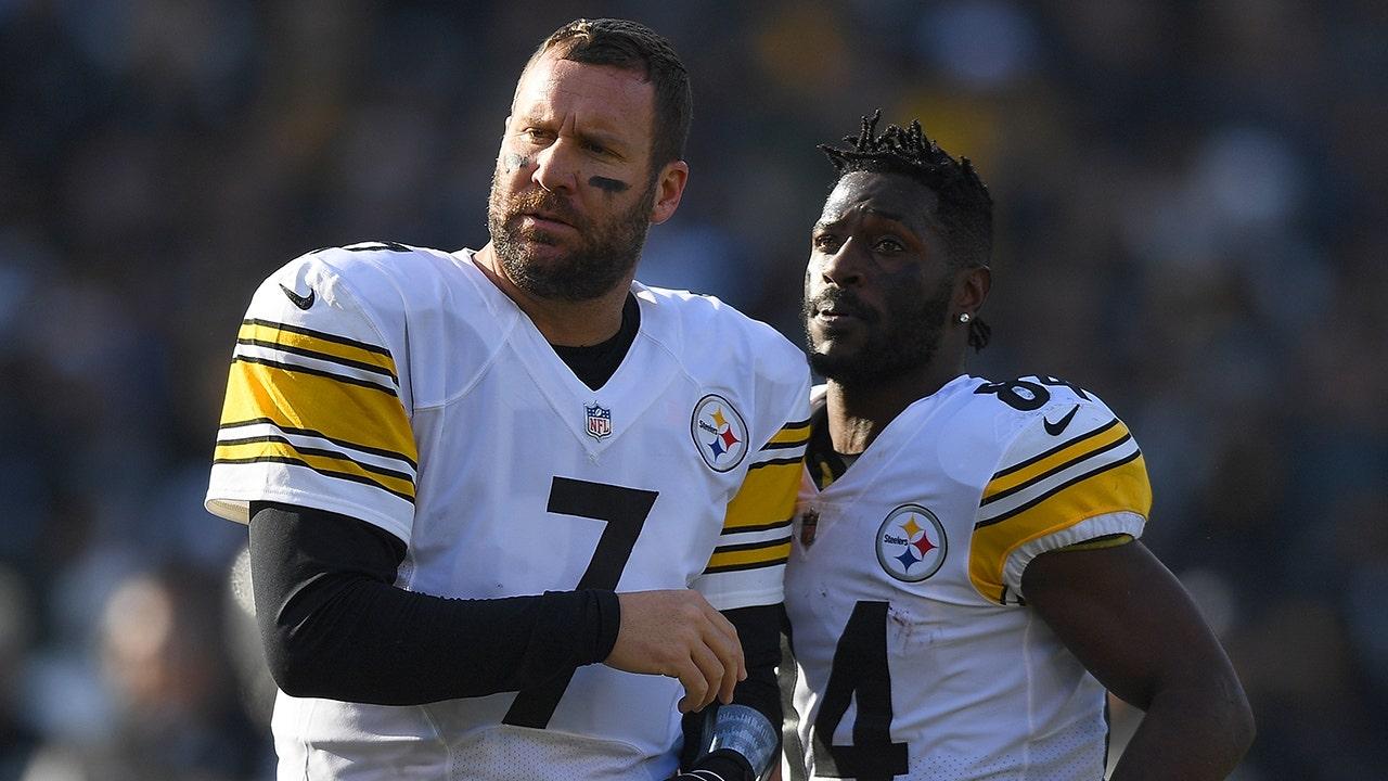 Antonio Brown apologizes to ex-Steelers teammate Ben Roethlisberger: 'I appreciate you'