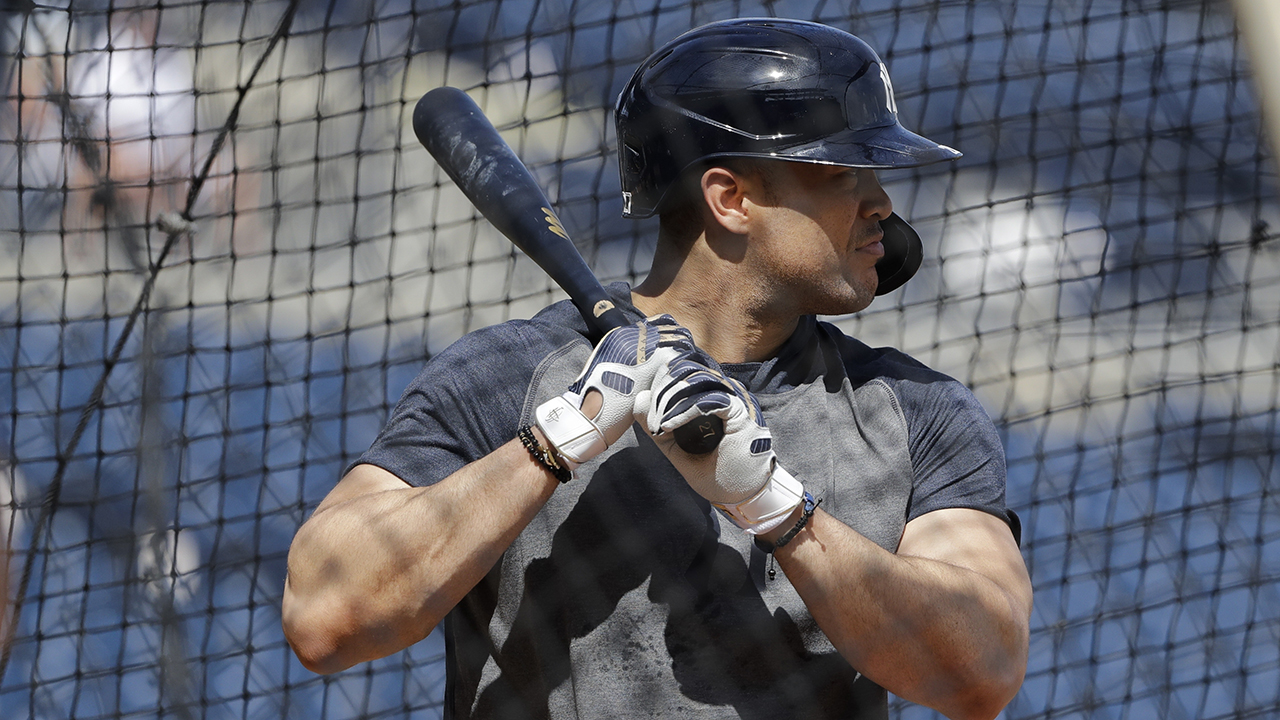 Stanton: I would have hit 80-plus homers if I knew pitches