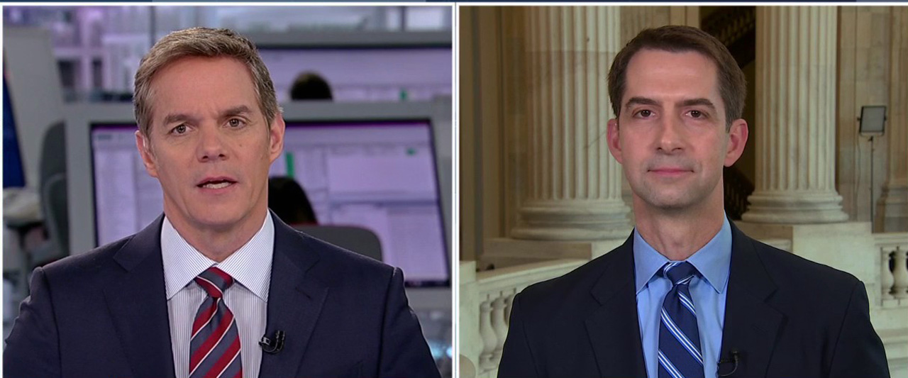 Tom Cotton on War Powers resolution passed by Senate: 'Not every military action leads to war'