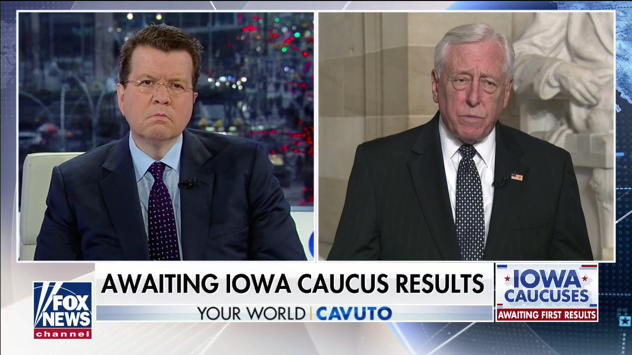 Donald trump Hoyer on impeachment trial: 'I don't understand how any American believes the Senate is doing the right thing' thumbnail