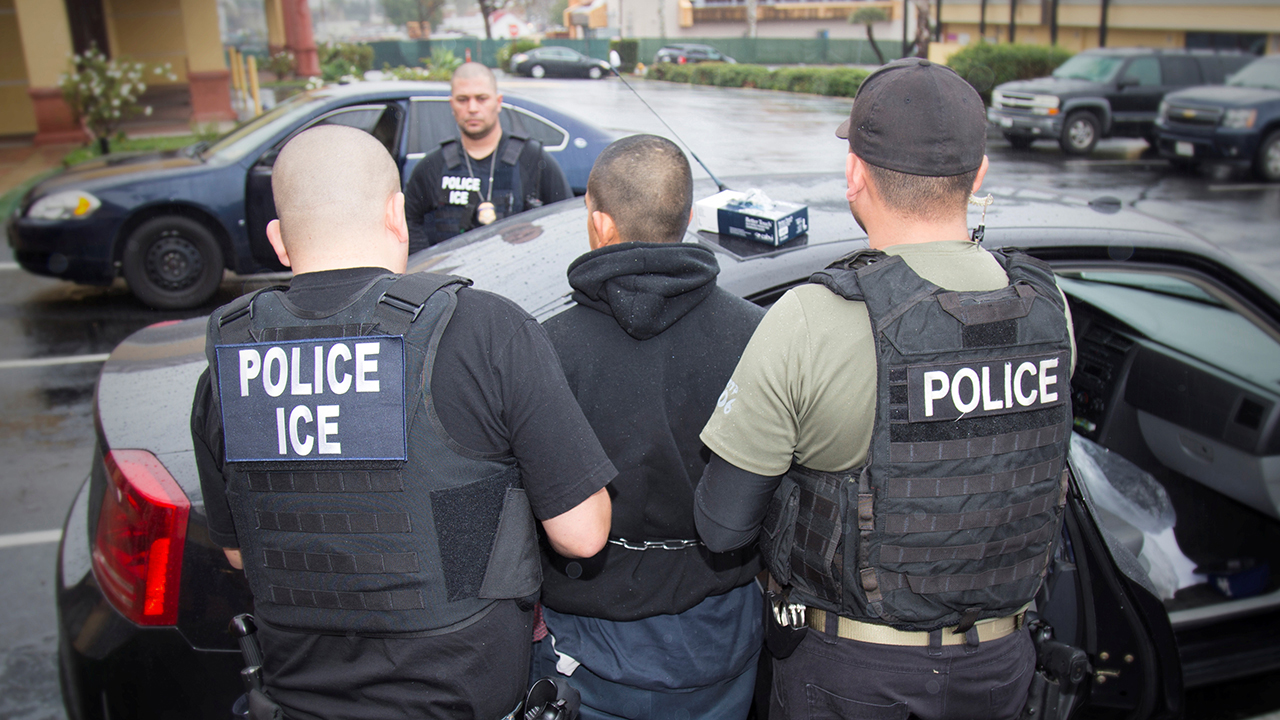 ICE anti-'sanctuary' campaign results in 2 arrests of illegal immigrants