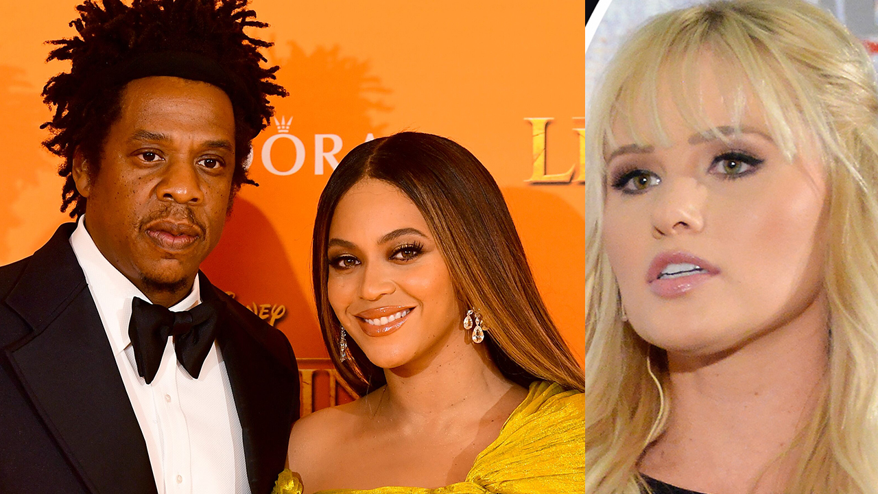 Tomi Lahren rips Beyoncé and Jay-Z for 'disrespectful and downright disgraceful behavior' at Super Bowl
