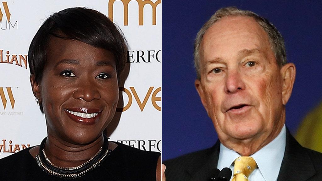 Το MSNBC είναι Χαρά Ριντ στηρίγματα μέχρι το Bloomberg, λέει Δημοκράτες πρέπει υποψήφιος για την