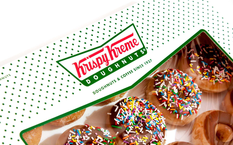 Krispy Kreme Doughnut