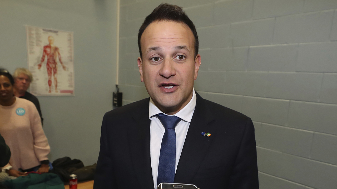 Irish Prime Minister Leo Varadkar resigns after party suffers defeat in parliamentary vote