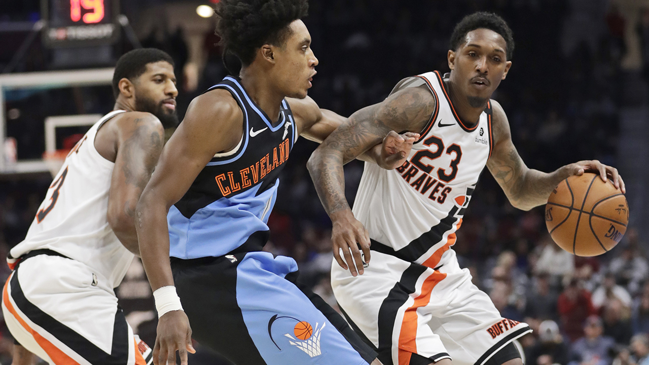 Westlake Legal Group Lou-Williams Clippers hand Cavs worst home loss in franchise history fox-news/sports/nba/detroit-pistons fox-news/sports/nba/cleveland-cavaliers fox-news/sports/nba fnc/sports fnc Associated Press article 16d7e10d-a791-52de-be33-8d09afddbac0
