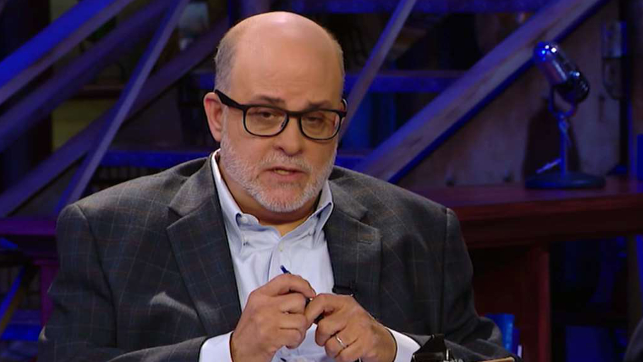 Mark Levin warns conservatives 'there's nothing to celebrate about Sanders' victory'