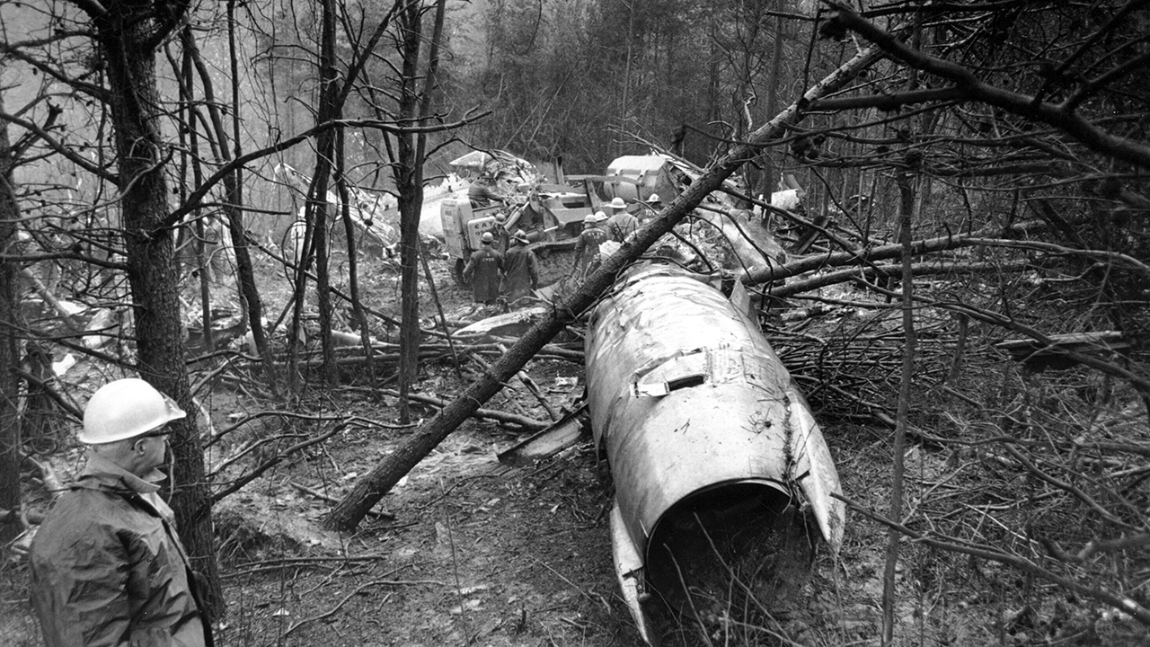 Westlake Legal Group Marshall-plane-crash Marshall-ECU game date moved, will honor 1970 crash victims fox-news/sports/ncaa/marshall-thundering-herd fox-news/sports/ncaa-fb fox-news/sports/ncaa fnc/sports fnc Associated Press article ae5273e9-2874-5339-8d39-56fce8adad8d