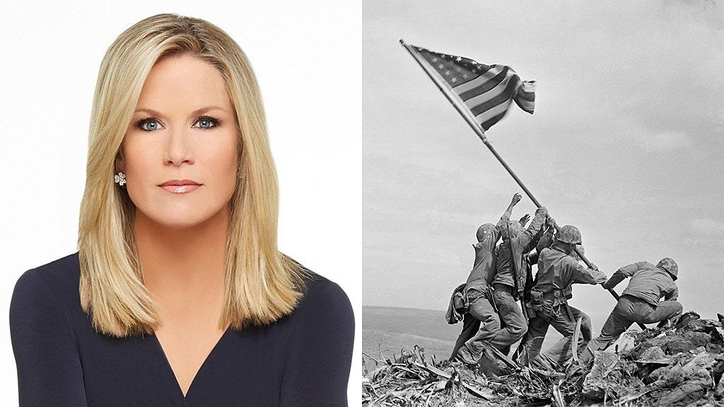 Fox News' Martha MacCallum reveals family connection to Iwo Jima on 75th anniversary of battle