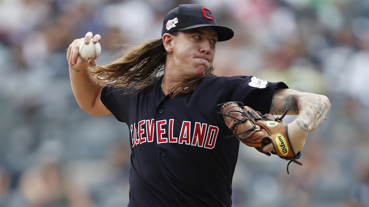 Westlake Legal Group Mike-Clevinger Indians starter Mike Clevinger to have left knee surgery fox-news/sports/mlb/cleveland-indians fox-news/sports/mlb fnc/sports fnc Associated Press article 9d7e3d19-d191-5f63-a77c-80caf16cc03e