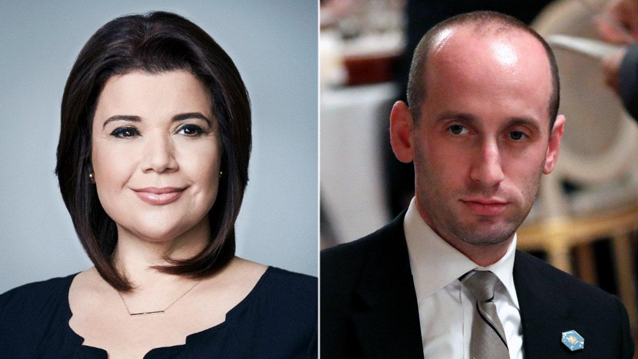 CNN's Ana Navarro slammed for Stephen Miller wedding day comment