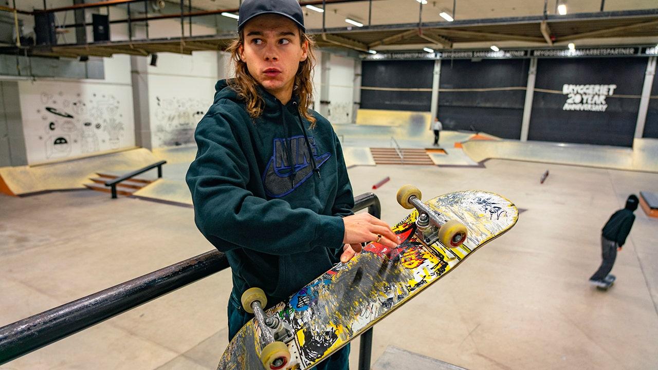 Westlake Legal Group Oskar-Rozenberg Swedish star fronts skateboarding's move to mainstream fox-news/world/world-regions/sweden fox-news/sports/olympics fnc/sports fnc Associated Press article 6f4ad4d0-aa88-517b-899d-0555c5450f36