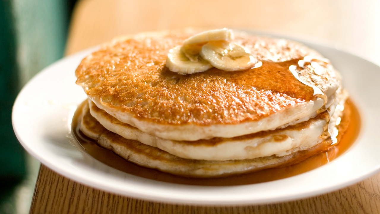 What is a 'pancake board'?