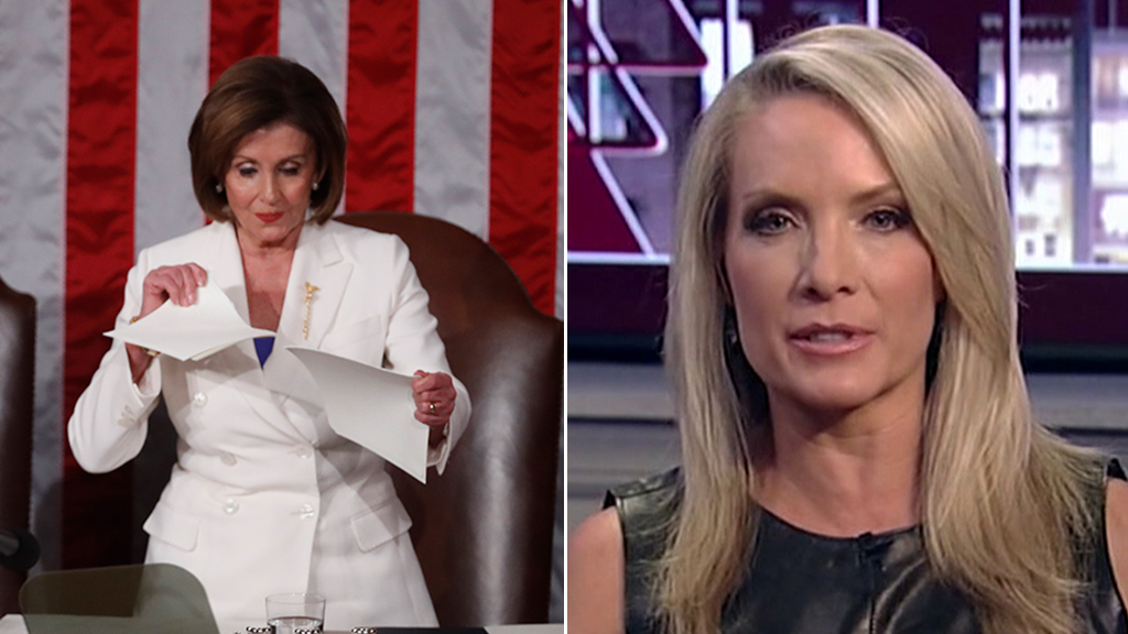 Westlake Legal Group Pelosi-Speech-Rip-Perino-Getty-FOX Dana Perino: Pelosi ripping up Trump's speech may be her 'final act' as House Speaker Yael Halon fox-news/media/fox-news-flash fox news fnc/media fnc article 28fa438e-5ca1-5c10-829e-bfba3f3f636d