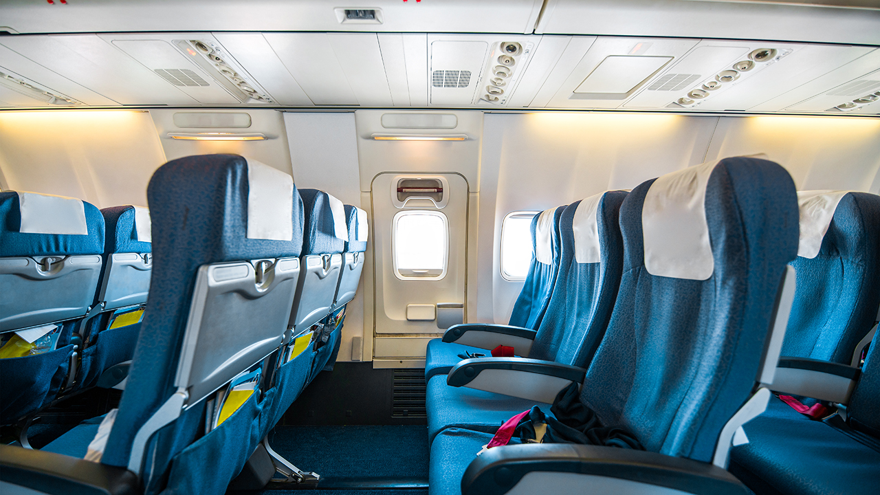 Blocking middle seats on planes reduces risk of COVID-19 spread: CDC  image