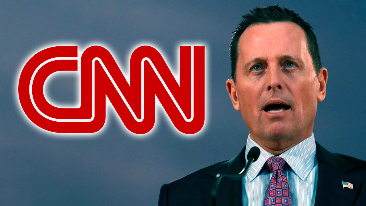 Westlake Legal Group Ric-Grenell-CNN-Logo-AP CNN panel pans Richard Grenell as 'least qualified person to ever' be DNI appointee Joseph Wulfsohn fox-news/politics/defense fox-news/person/donald-trump fox-news/media fox news fnc/media fnc article 7913418a-3dbc-59b6-8ac9-27cc52f12758