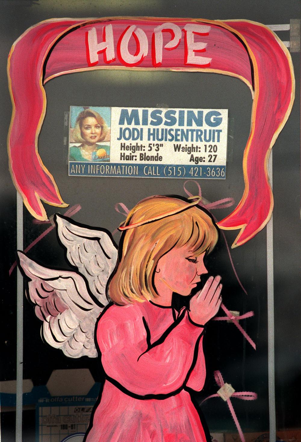 Missing Iowa TV journalist Jodi Huisentruit's family still searching years later, doc reveals: 'It's horrible'