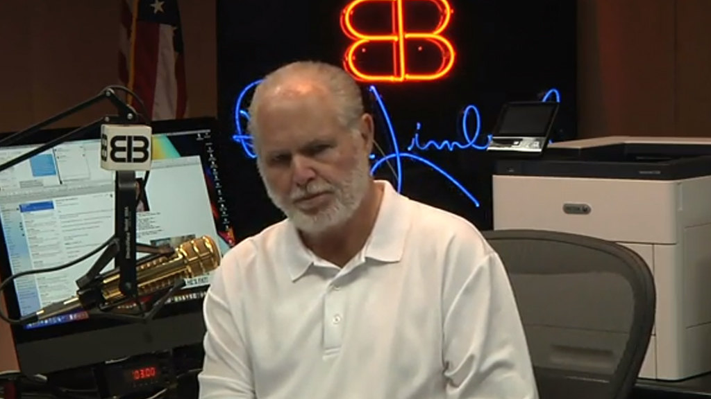 Rush Limbaugh: School reopening debate shows most policymakers