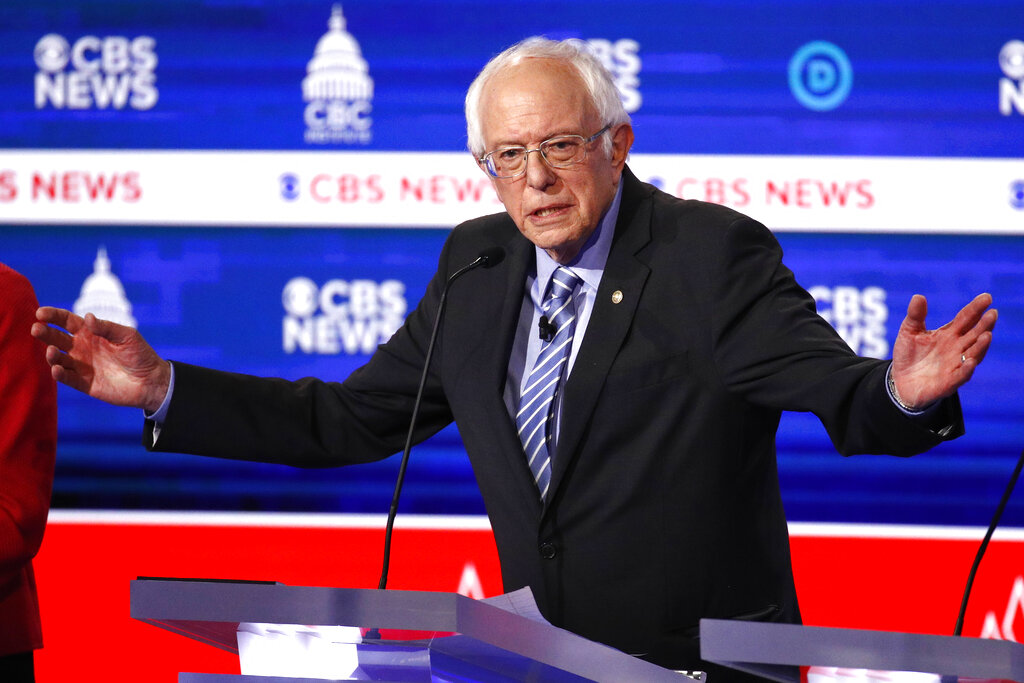 Westlake Legal Group SandersDebate022620 House Republicans plan to attempt procedural vote condemning Bernie Sanders' Castro comments fox-news/world/world-regions/cuba fox-news/politics/2020-presidential-election fox-news/person/bernie-sanders fox news fnc/politics fnc e427dd7b-6b89-5616-b655-274b925d9773 Brie Stimson article
