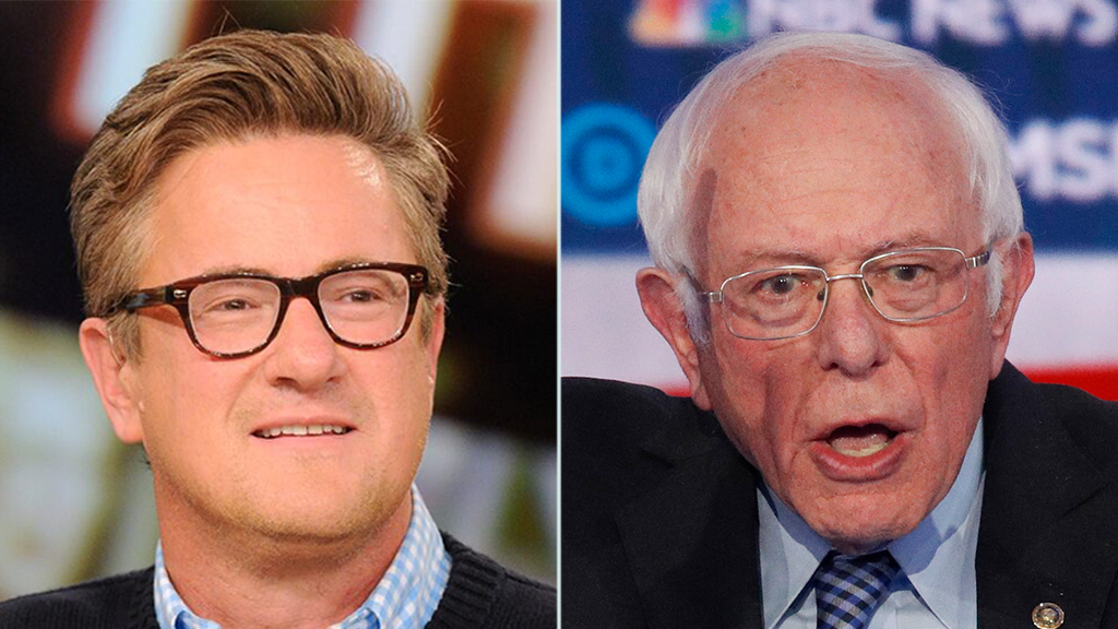 Westlake Legal Group Scarborough-Bernie-Sanders-Getty-AP Joe Scarborough mocks Sanders' defense of Castro: 'Like saying Mussolini had the trains running' Sam Dorman fox-news/world/world-regions/cuba fox-news/shows/morning-joe fox-news/politics/elections fox-news/politics/2020-presidential-election fox-news/person/joe-scarborough fox-news/person/bernie-sanders fox news fnc/media fnc article 2f7e3c6d-6e38-542d-be49-92e7aad6ea3c