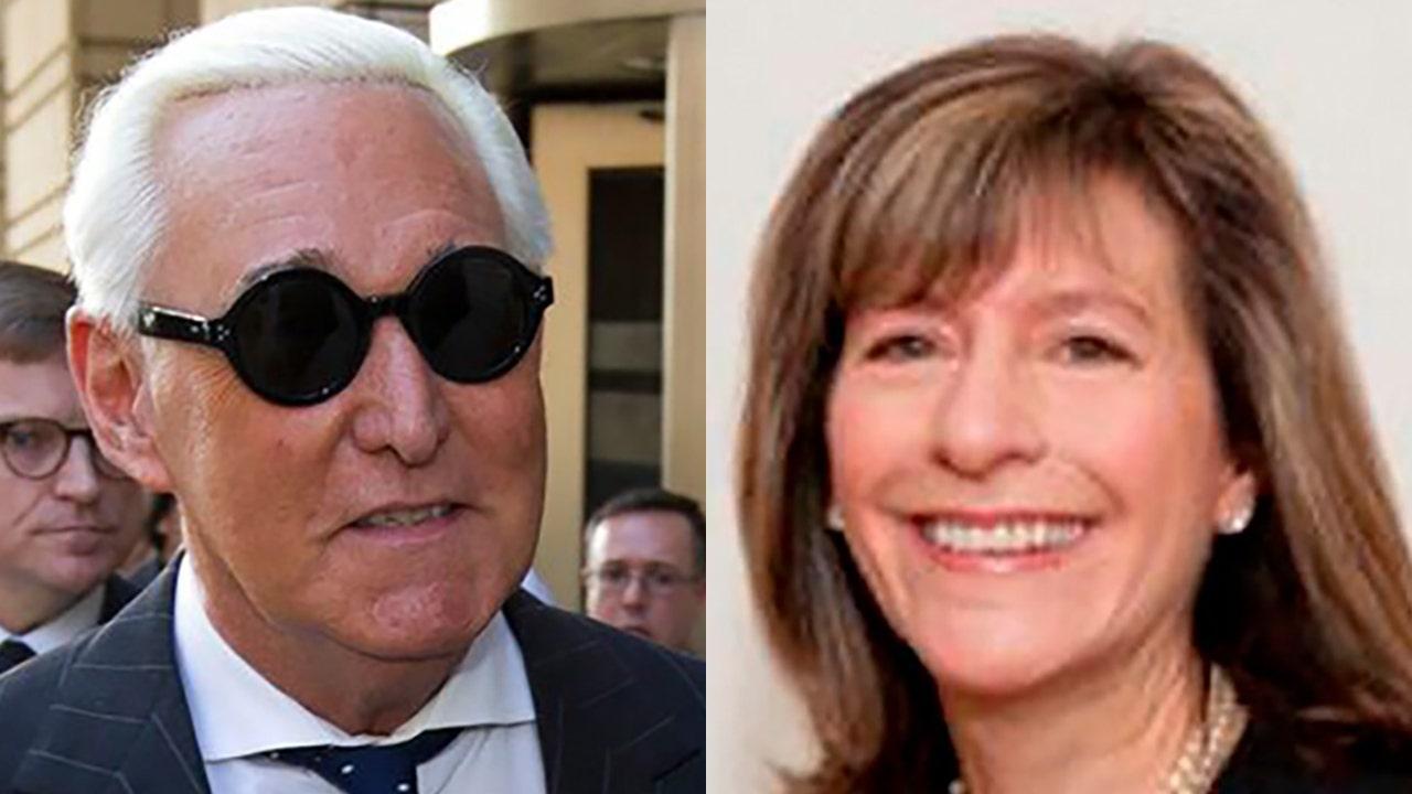 Who is Judge Amy Berman Jackson?