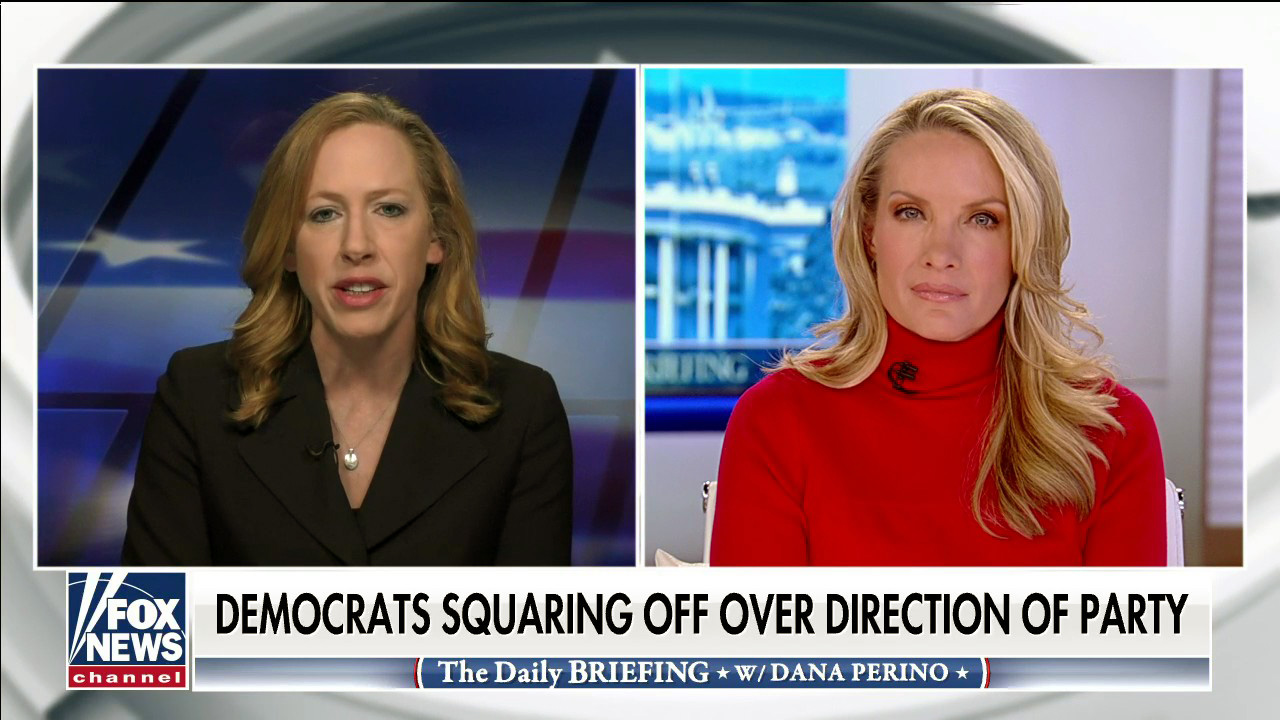Kim Strassel: Democratic Party divide is a huge story and doesn't get enough attention