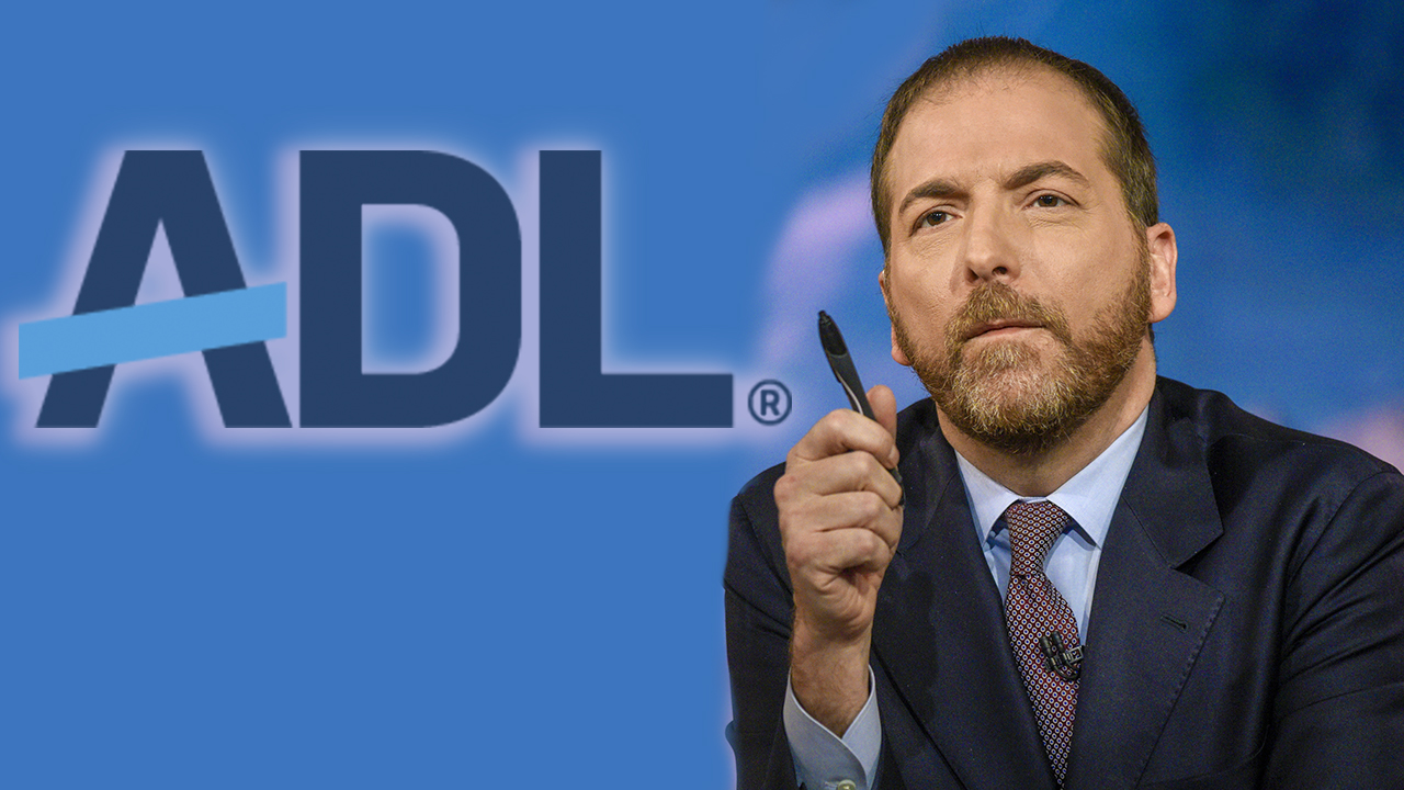 Westlake Legal Group Todd-ADL MSNBC's Chuck Todd criticized by Anti-Defamation League over Sanders 'brownshirt brigade' remark Joseph Wulfsohn fox-news/topic/anti-semitism fox-news/tech/companies/twitter fox-news/person/bernie-sanders fox-news/media fox news fnc/media fnc bcf0bba5-23f6-5356-a3d4-14ac6431d856 article