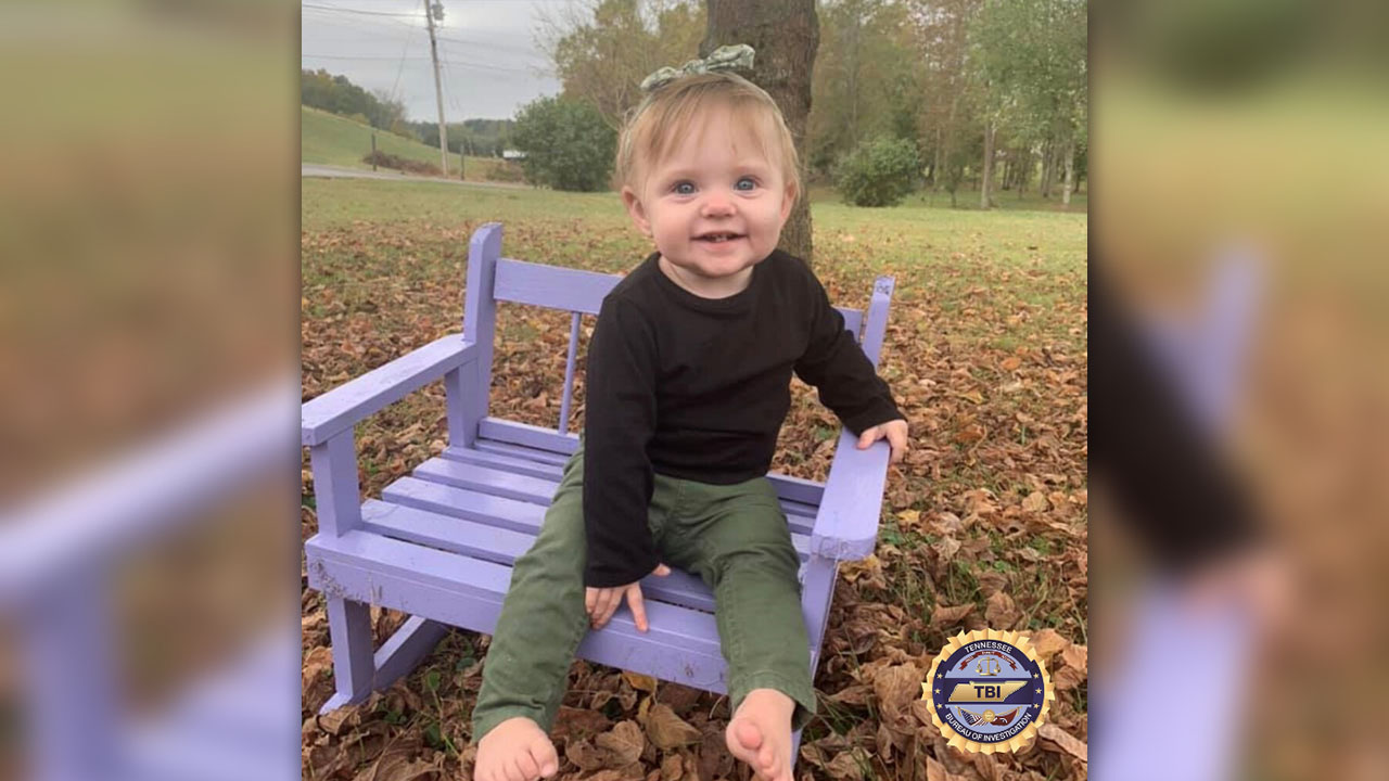 2 arrested in connection to disappearance of 15-month-old Tennessee girl: reports thumbnail