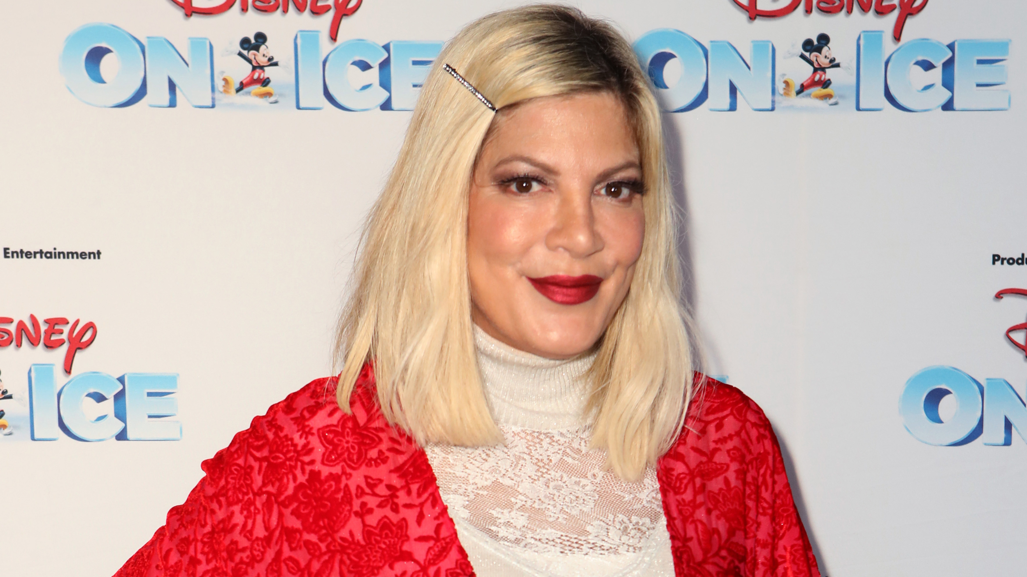Tori Spelling issues apology after posting a photo of her daughter that was deemed racially inappropriate - Fox News