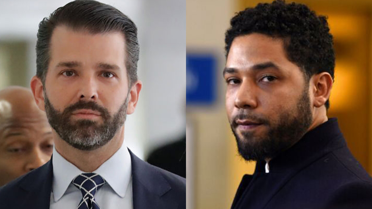 Donald Trump Jr. calls Jussie Smollett's story 'just stupid' following new indictment