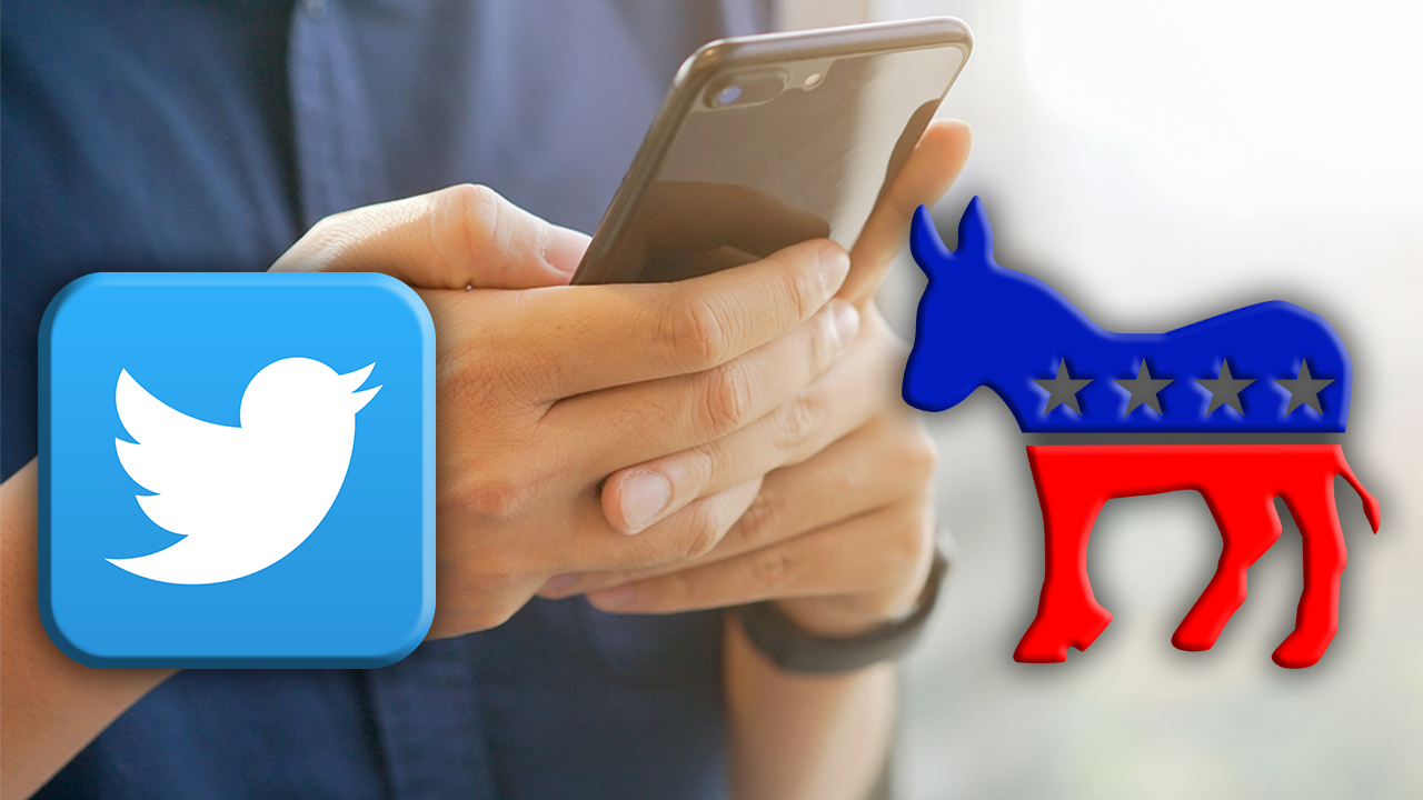 Westlake Legal Group Tweet-donkey Dems on Twitter are 'more liberal,' less likely to seek compromise, poll shows Joseph Wulfsohn fox-news/tech/companies/twitter fox-news/politics/elections/democrats fox-news/politics/2020-presidential-election fox-news/media fox news fnc/media fnc article 28f32444-87cc-5beb-a7f4-77eae69efb33
