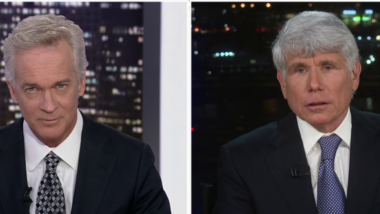 Westlake Legal Group Video-50 Rod Blagojevich maintains innocence, slams 'shakedown artist' prosecutors who imprisoned him, pursued Trump fox-news/us/us-regions/midwest/illinois fox-news/us/crime fox-news/shows/the-story fox-news/politics/judiciary/state-and-local fox-news/politics/judiciary/federal-courts fox-news/politics/elections/democrats fox-news/media/fox-news-flash fox-news/media fox news fnc/media fnc Charles Creitz article 2273b0df-9536-50dd-8f33-bbdf7ec85124