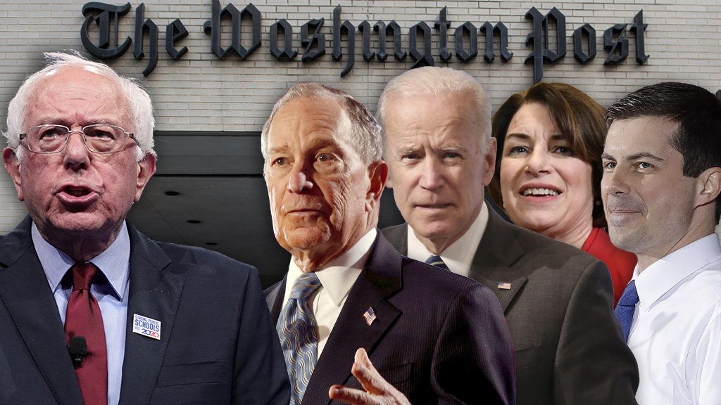 Westlake Legal Group WP-Dems-Vs-Sanders-1 Washington Post slammed, changes headline after op-ed calls for 'elites' to have 'bigger say in choosing the president' Joseph Wulfsohn fox-news/tech/companies/twitter fox-news/politics/2020-presidential-election fox-news/person/bernie-sanders fox-news/media fox news fnc/media fnc article 9365d0cd-56fb-5bbb-ab54-bf50034f603d